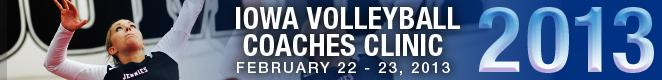 2013 Championship Volleyball Coaches Clinic
