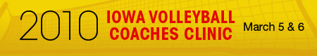 Championship Volleyball Coaches Clinic