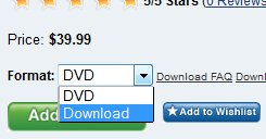 How to Order a Download