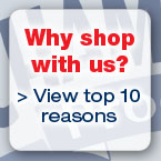 Top 10 Reasons to Shop With Us!