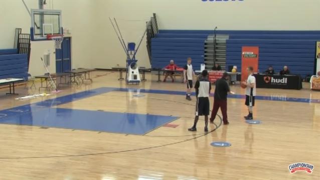 Antigo High School Wisconsin Head Boys Basketball Coach Jesse Shaw Runs The Jet Offense Which Is A Modified Version Of John Beileins 2 Guard