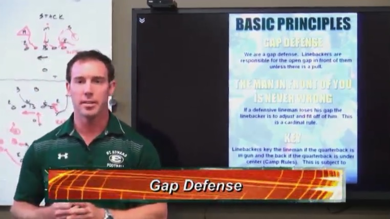 The Principles of Playing Linebacker! | Championship Productions Blog